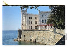 Trieste Miramare Castle Carry-all Pouch