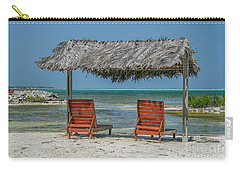 Tropical Vacation Carry-all Pouch