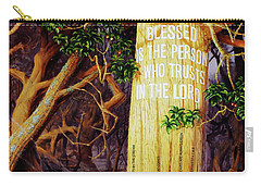 Trust In The Lord Carry-all Pouch