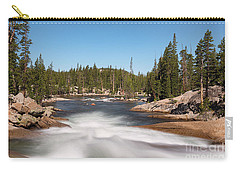 Tuolumne River Carry-all Pouch