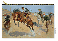 Turn Him Loose Carry-all Pouch