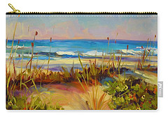 Turquoise Tide Carry-all Pouch