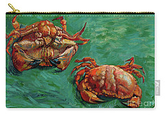 Two Crabs Carry-all Pouch