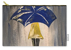 Umbrella Girl Carry-all Pouch