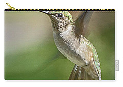 Untitled Hum_bird_five Carry-all Pouch
