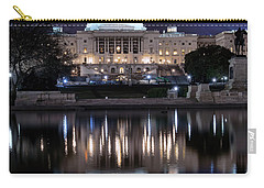 Us Capital Building Carry-all Pouch
