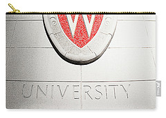 Uw Crest Carry-all Pouch