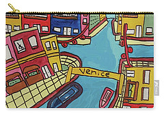 Venice Carry-all Pouch by Artists With Autism Inc