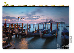 Carry-all Pouch featuring the photograph Venice Dawn by Brian Jannsen