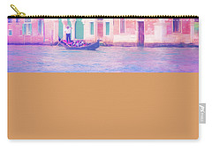 Venice Italy Carry-all Pouch