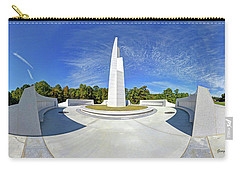 Veterans Freedom Park, Cary Nc. Carry-all Pouch