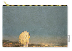 Victorian Lady By The Sea Carry-all Pouch