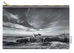 Carry-all Pouch featuring the photograph Virxe Do Porto Meiras Galicia Spain by Pablo Avanzini
