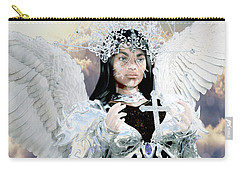 Vitiligo Angel Carry-all Pouch