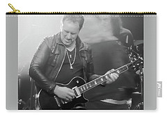 Vivian Campbell Ny 2017 Carry-all Pouch by Luisa Gatti