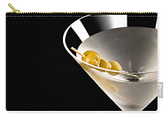 Vodka Martini Carry-all Pouch by Ulrich Schade