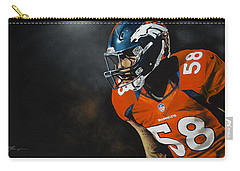 Von Miller Carry-all Pouch