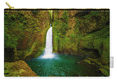 Wahclella Falls Columbia River Gorge Carry-all Pouch