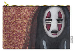 Waiting  Carry-all Pouch by Abril Andrade Griffith