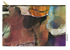 Waiting Carry-all Pouch by Kathie Chicoine