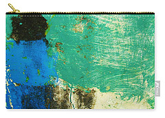 Wall Abstract 70 Carry-all Pouch