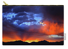 Wasatch Sunrise Carry-all Pouch