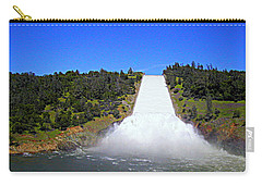 Carry-all Pouch featuring the photograph Water by AJ Schibig