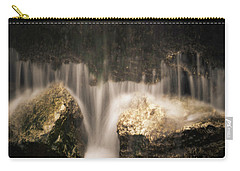 Waterfall Detail Carry-all Pouch