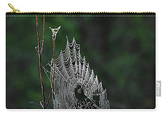 Webs We Weave Carry-all Pouch