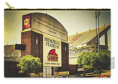 Welcome To Death Valley Carry-all Pouch