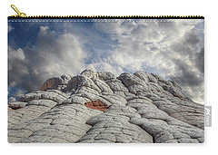 Carry-all Pouch featuring the photograph Where Heaven Meets Earth 2 by Bob Christopher