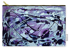Whimsical Skyscape Carry-all Pouch