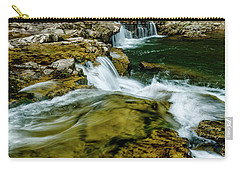 Whitaker Falls In Summer Carry-all Pouch