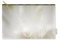 White Blossom 1 Carry-all Pouch
