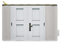 White Door Carry-all Pouch by Tom Gowanlock
