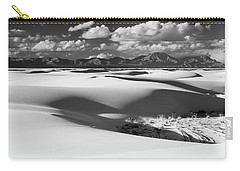 White Sands Afternoon Carry-all Pouch