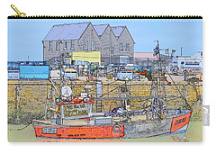 Whitstable Harbour Carry-all Pouch