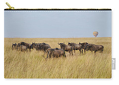 Wild Beasts Carry-all Pouch
