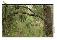 Wild Florida Carry-all Pouch