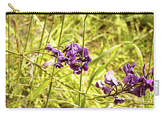 Carry-all Pouch featuring the photograph Wildflowers IIi by Cassandra Buckley