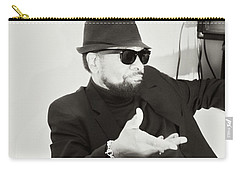 William Bell Interview Carry-all Pouch