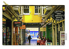 Windham Shopping Arcade Cardiff Carry-all Pouch