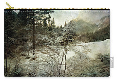 Winter Mood Carry-all Pouch
