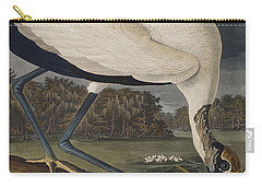 Wood Ibis Carry-all Pouch