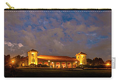 World Fair Pavilion Carry-all Pouch by Garry McMichael