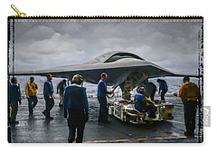 X-47b Uav Carry-all Pouch