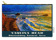 Yaquina Head Outstanding Natural Area Carry-all Pouch