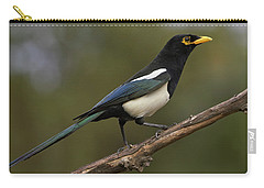 Yellow-billed Magpie Carry-all Pouch