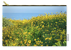 Yellow Is The Color Carry-all Pouch