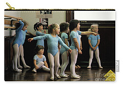 Young Ballet Dancers  Carry-all Pouch